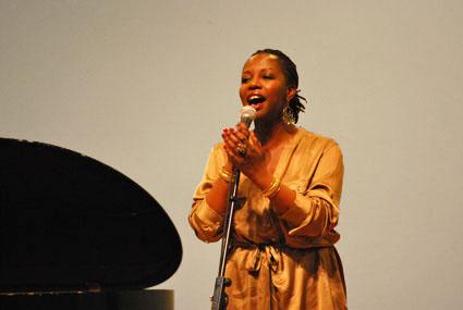 Rachelles Konzert