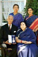 Shri Matajis Familie